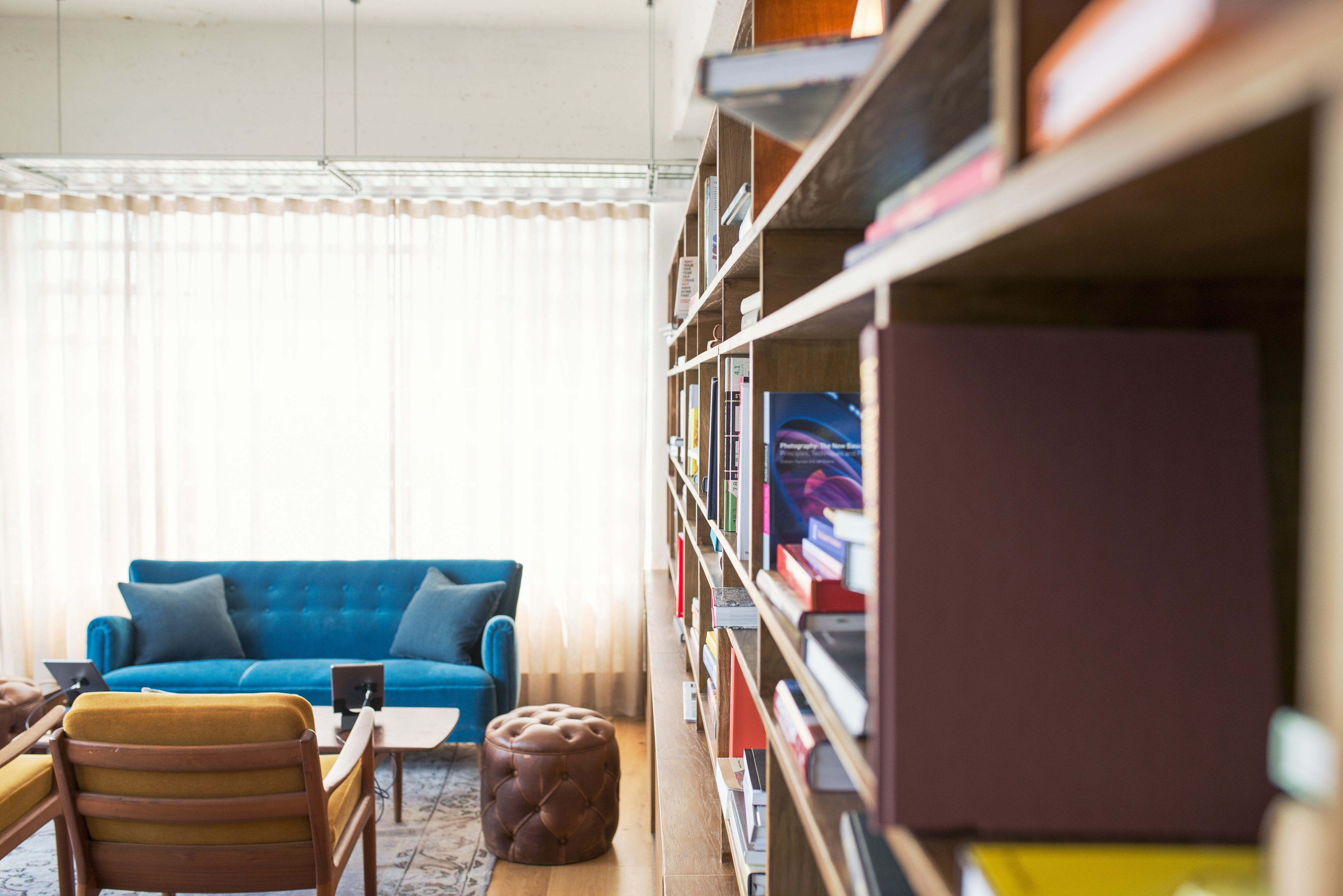 Therapy Couch Ben Garrat