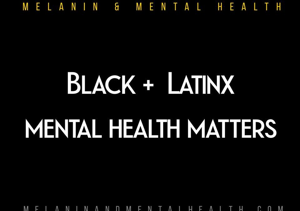 Session 26: Minority Mental Health Month