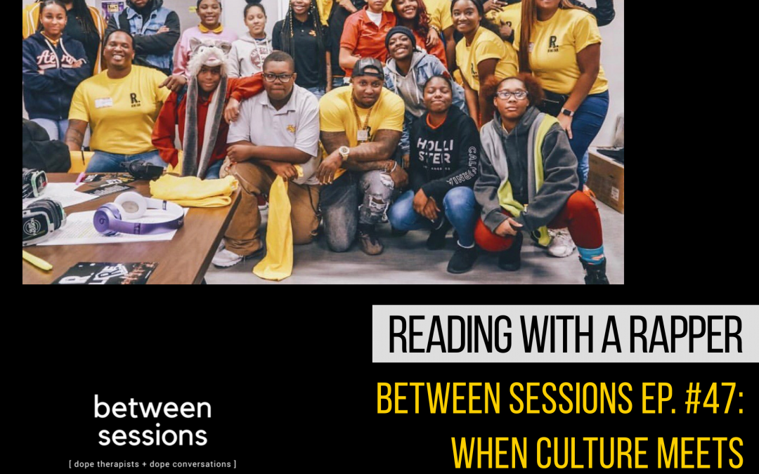 Session 47: Reading With A Rapper