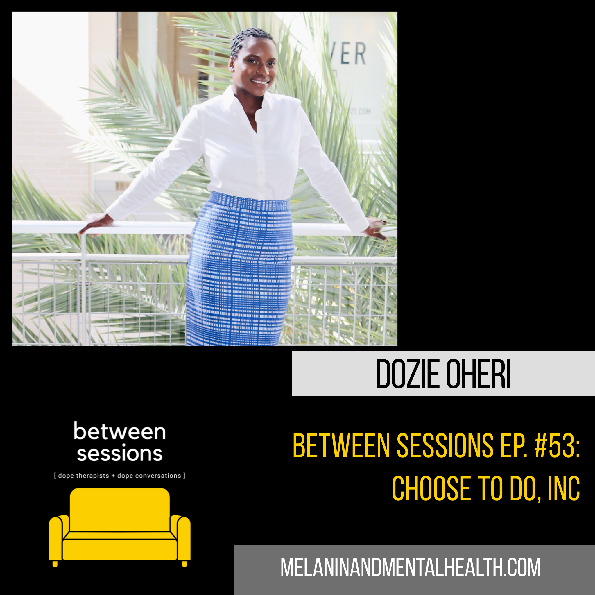 Session 53: Choose to Do, Inc.