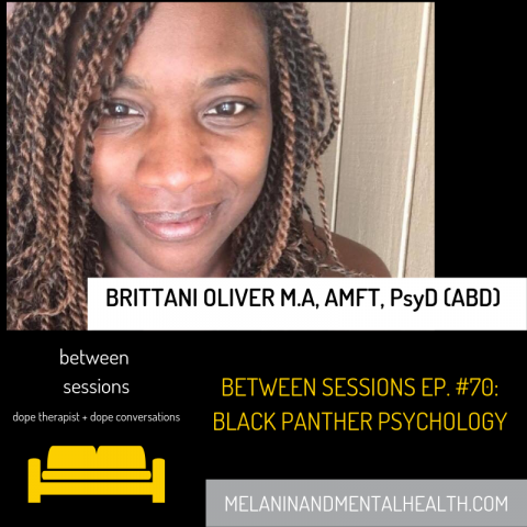 Session 70: Black Panther Psychology