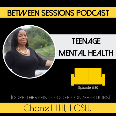 Session 80: Teenage Mental Health